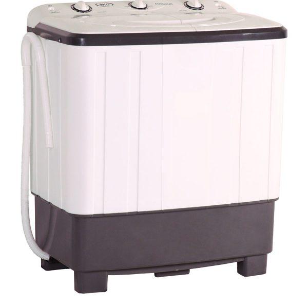 ماشین لباسشویی دوقلو امرسان 8 کیلویی